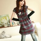 B0083 - Woolen Textile Blouse