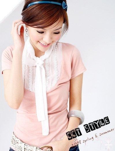 B0084 - Cotton Lace Blouse