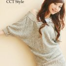 B0085 - Knitted Woolen Blouse