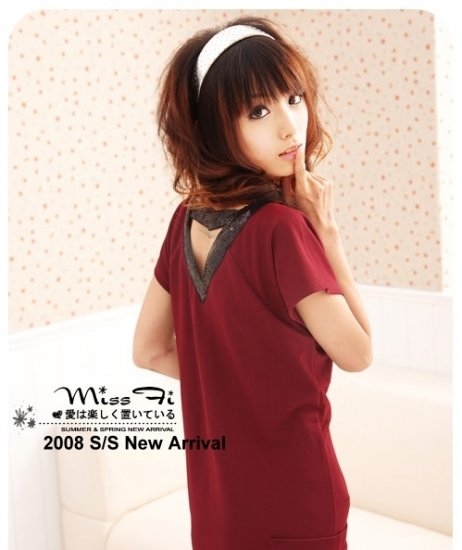 D0082 - Cotton Dress