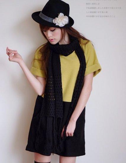 D0089 - Flannel Dress