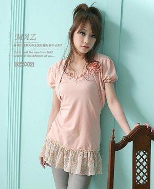 B0094 cotton chiffon blouse