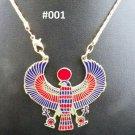 Hand Made Egyptian costume Jewlery Pendant Ethnic Tribal Islamic Pharonic