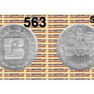 "1985 Egypt Silver Coins "" Moharram Printing Press Company ""Uncirculated,5 Pounds"
