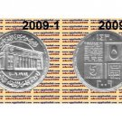 2009 Egypt Silver Coins - Jubilee of the return of the Supreme Judicial Council