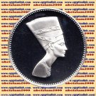 1999 Egypt silver 5 P.Proof coins, Nefertiti KM#901,Teasures of Egypt collection