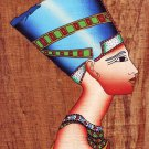 "Egyptian, Pharaonic, Authentic Papyrus Paint size 20x30 cm.(8""x12"") 14 to choose"
