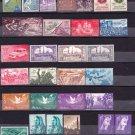 "Egypt,Ägypten, Egipto ""MNH"" Every Stamp 1957 Complete Year Set"