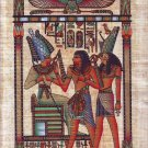 "Egyptian, Pharaonic, Authentic Papyrus Paint size 30x40 cm(12""x16"") 13 to choose"