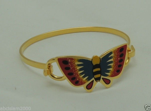 Egyptian Bracelet ,Solid brass colored , Souvenirs , Gifts
