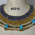 Egyptian Egipto Египет Ägypten Queen Cleopatra style Pharaoh's Necklace/Collar