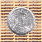 """1978 Egypt Egipto Египет Ägypten Silver Coins """" The Tourah cement company """",1 P"""