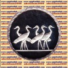 1994 Egypt silver 5 Pound Proof coin Ägypten Silbermünzen , Ibis(Sacred Phoenix)