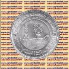 """1996 Egypt Egipto Египет Ägypten Silver Coins """"Geological Survey Authority"""" ,5 P"""