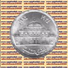 "1985 Egypt Egipto مصر Ägypten Silver Coins ""Egyptian People's Assembly "",5 P"