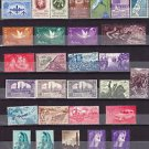 "Egypt,Ägypten, Egipto مصر ""MNH"" Every Stamp 1957 Complete Year Set"