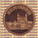 "1982 Egypt Egipto Египет Ägypten Gold Coins "" Millenarian of Al - Azhar "", 5 P"