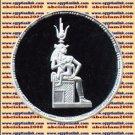1994 Egypt silver 5 Pound Proof coin Ägypten Silbermünzen, Goddess ISIS , #KM830