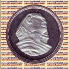 1993 Egypt silver 5 Pound Proof coin Ägypten Silbermünzen, Sphinx ,#KM741