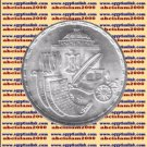 "1987 Egypt Egipto Silver Coin""Museum of Egyptian Parliamentary Life""5 P"