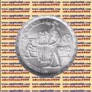 """1981 Egypt Egipto مصر Ägypten Silver Coins """"F.A.O(World Food Day)""""1 P, #KM523"""