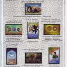 "Egypt Egipto Mısır Египет Ägypten ""MNH"" Every Stamp Issued in Egypt in 2009"
