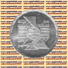 "1989 Egypt Egipto Египет مصر Silver Coins ""Egyptian Export  Exposition "",5 P"