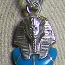 "Hall marked Egyptian Pharaonic Silver Pendant ""Tut , Ankh"" ,Variety as a picture"