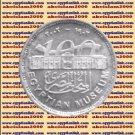 """2002 Egypt Egipto Египет Ägypten Silver Coins """" The Egyptian Museum"""",#KM906 ,5 P"""