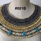 Egyptian Egipto Египет Ägypten مصر Queen Cleopatra style Pharaohs NecklaceCollar