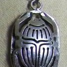 "Hallmark Egyptian Pharaonic Silver Pendant  ""Ankh,Isis,Scarab "" variety"
