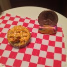 Miniature Lattice Peach, Apple, Or Blueberry Pie Barbie/Bratz/Obitsu/Monster High/Obitsu/Blythe OOAK