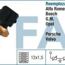 33090 temperature sensor ALFA ROMEO 155 164 75 LANCIA VOLVO 13460308 60800522