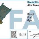 33490 temperature sensor ALFA ROMEO FIAT HONDA OPEL 46472179 0280130093 60814715