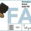 33410 temperature sensor AUDI 80 90 100 A6 0280130053 034906161