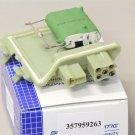 357959263 A/C Blower Heater control unit VW PASSAT