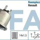 14910 oil pressure sensor RENAULT R11 R19 7700754383