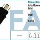 24510 stop light switch ALFA ROMEO OPEL SAAB 60585583