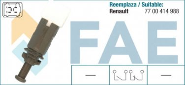 24895 stop light switch NISSAN OPEL RENAULT 93852863 7700414988 2532000QAA