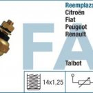 30260 sensor temperature RENAULT 9 11 18 20 PEUGEOT 204 305 505 604 7700767336