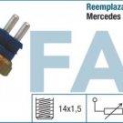 32580 sensor temperature MERCEDES W202 W124 W210 W140 R129 W463 0085424517