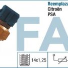 32380 sensor temperature CITROEN FIAT LANCIA PEUGEOT 96164554 133834