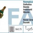 32170 sensor temperature FORD Fiesta MAZDA 121 323 626 929 RX7 011818181