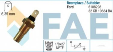 31390 sensor temperature FORD Capri Granada Scorpio Escort 6108298 82GB10884BA
