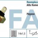 31460 sensor temperature ALFA 145 146 155 164 PEGASO 60504210 60751206