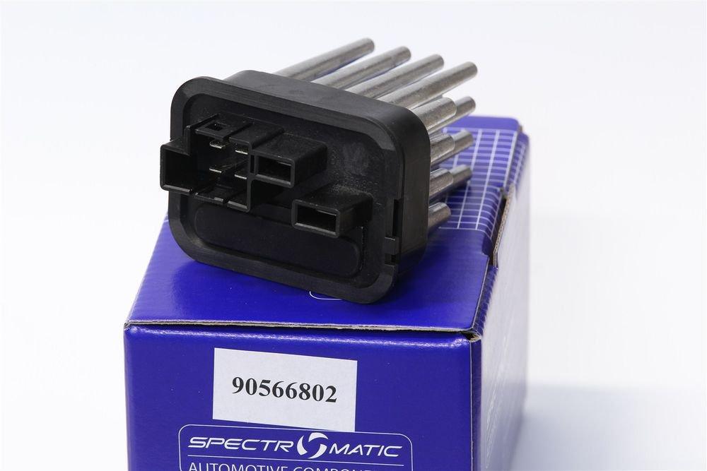 90566802 AC Blower Heater Control OPEL OMEGA B 13124716 1808441 90512510