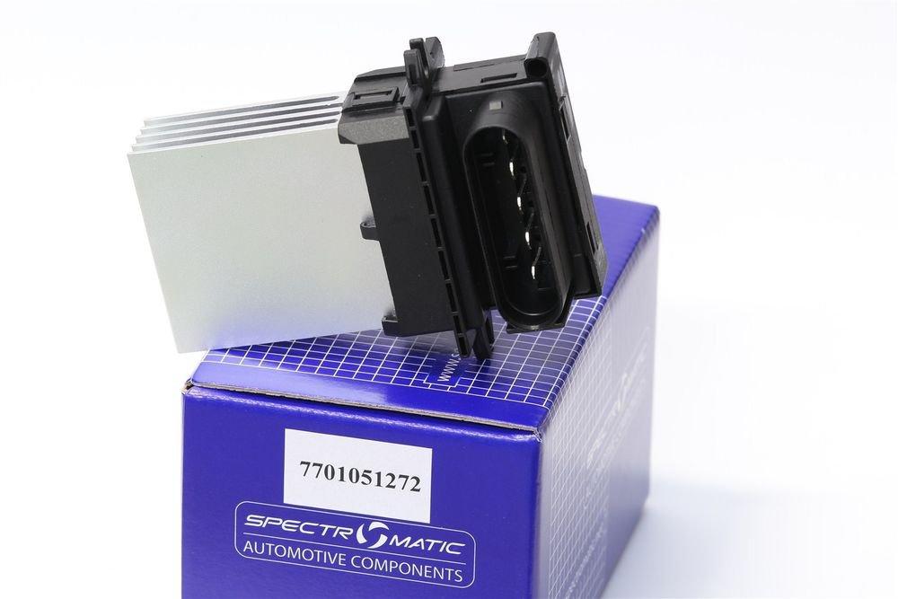 7701051272 AC Blower Heater control RENAULT CLIO THALIA