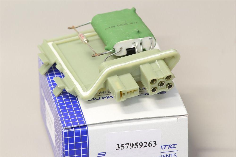 357959263 AC Blower Heater control unit VW PASSAT