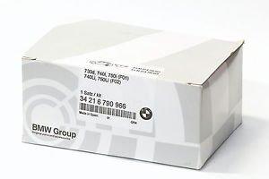 Brake Pad Set Genuine BMW F01 F02 F03 F04 F07 34216790966 34216775342