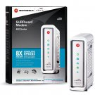 ARRIS / Motorola SurfBoard SB6141 DOCSIS 3.0 Cable Modem - White